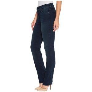 ❤️ NYDJ Sheri Slim Skinny Straight Jeans size 6